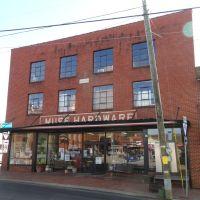 Historic Muse Hardware, Mountain City, TN, Маунтайн-Сити