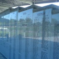 Johnson County War Wall, Маунтайн-Сити