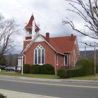 First United Methodist Church, Маунтайн-Сити