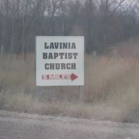 Lavinia Road, Медина