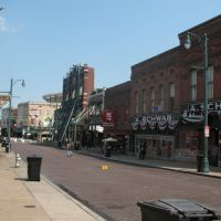 Beale by day, Мемфис