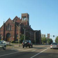 Church at Poplar, Мемфис