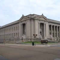 Shelby County CourtHouse, Мемфис