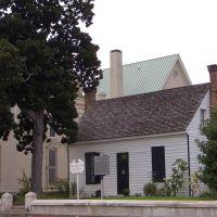 1833 Magevney House, Мемфис