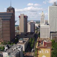 Memphis Main Street Skyline, Мемфис