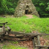 Cumberland Gap Iron Furnace, Миддл Валли