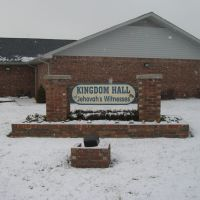 Seymour Kingdom Hall 2008, Миддл Валли