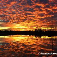 MTSU Sunset 2, Милледжевилл
