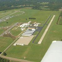 Charles-Baker airport, Миллингтон