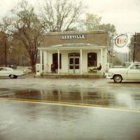 Downtown Kerrville, TN USA - 1970, Миллингтон