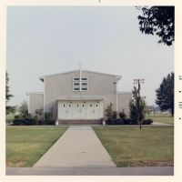 Base Chapel at Naval Air Station - Memphis, Millington, TN, Миллингтон
