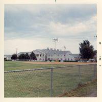 Administration Building at Naval Air Station - Memphis, Millington, TN, Миллингтон