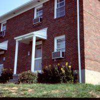 NAS (Naval Air Station) Memphis base housing 1968, Миллингтон