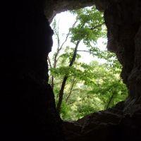 Cheeks Bend Cave, Минор Хилл