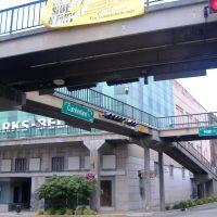 Skywalk in the Downtown, Морристаун