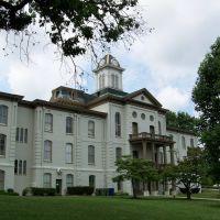 Hamblen County Courthouse - Morristown, TN - Built 1874, Морристаун