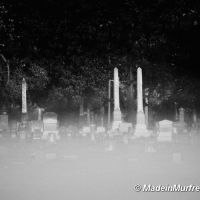 Halloween Graves at Evergreen Cemetery, Murfreesboro, Мурфрисборо