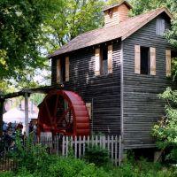 Grist Mill Cannonsburg, Murfreesboro, Мурфрисборо