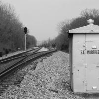 CSX railsideing, Murfreesboro,TN, Мурфрисборо