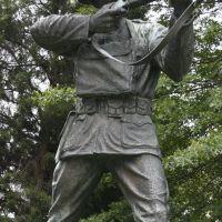 Alvin C York Statue, Нашвилл