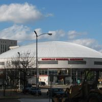 Municipal Auditorium, Нашвилл