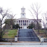 Tennessee State Capitol, Нашвилл