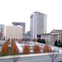 Victory Park, Renaissance Nashville Hotel and Sheraton, Нашвилл