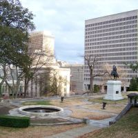 Tennessee State Capitol Grounds, Нашвилл
