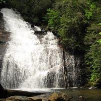 Helton Creek Upper Falls (~60), Ниота