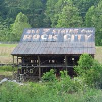 See 7 States From ROCK CITY, Ниота