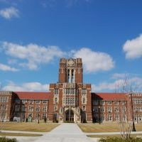 Ayers Hall, University of Tennessee.  Knoxville, TN., Ноксвилл