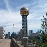 Sunsphere - Knoxville - TN - USA, Ноксвилл