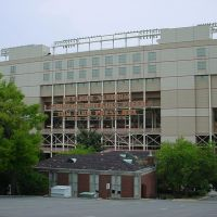 Neyland Stadium West side, Ноксвилл