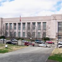 Tennessee Supreme Court - Formerly The Knoxville Post Office & U.S. Courthouse - Knoxville, TN, Ноксвилл