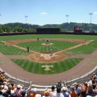 Lindsey Nelson Stadium - University of Tennessee, Ноксвилл