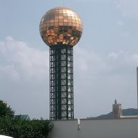 Knoxville Sunsphere, Ноксвилл