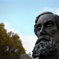 """Bust Of George"", Норманди"