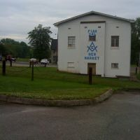 Masonic Lodge - Old Andrew Johnson Highway - Jefferson County, Tennessee, Нью-Маркет