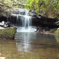 10-6-12 Back Valley Falls, Оливер Спрингс