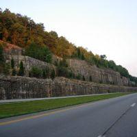 rocky roadside, Онейда