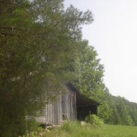 Cool old barn near Gamble Rd Heiskell,TN, Пауелл