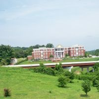 South College,Knoxville,Tennessee,USA, Пауелл