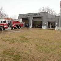 Pulaski Tennessee fire station, Пуласки