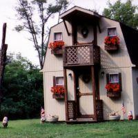little house, Пуласки