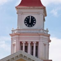Historic Blount County Courthouse Clock Tower - Maryville, TN, Рокфорд