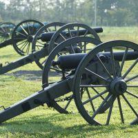 Stones River National Battlefield, Рутерфорд