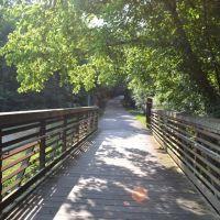 Bridge Ramp, Рутерфорд