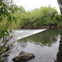 Murfreesboro Greenway System waterfalls, Рутерфорд