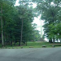 Memorial Cross, Sewanee TN, Севани