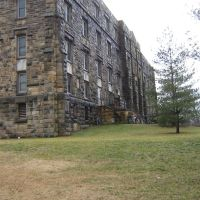 SEWANEE, TENNESSEE: DORM, UNIVERSITY OF THE SOUTH, Севани